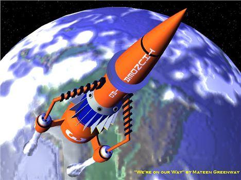 A nice rocket