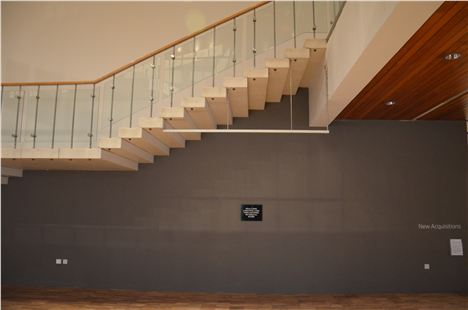 The fine 60s' staircase